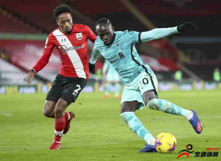 马内距离个人利物浦生涯百球只有1球差距