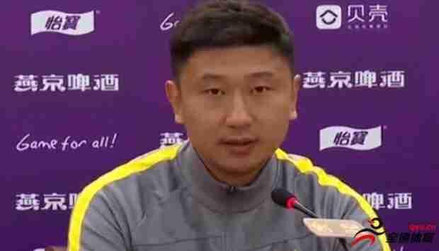 广州队主帅刘智宇:球队带来了15位精兵强将
