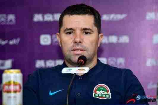 安东尼奥:我们河南对晋级足协杯四强充满信